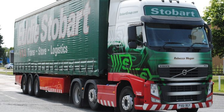 Eddie Stobart suspends trading following £2m accounting